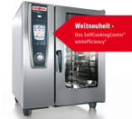 Noul Rational SelfCookingCenter® whitefficiency®