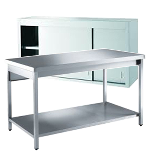 Mese si mobilier inox