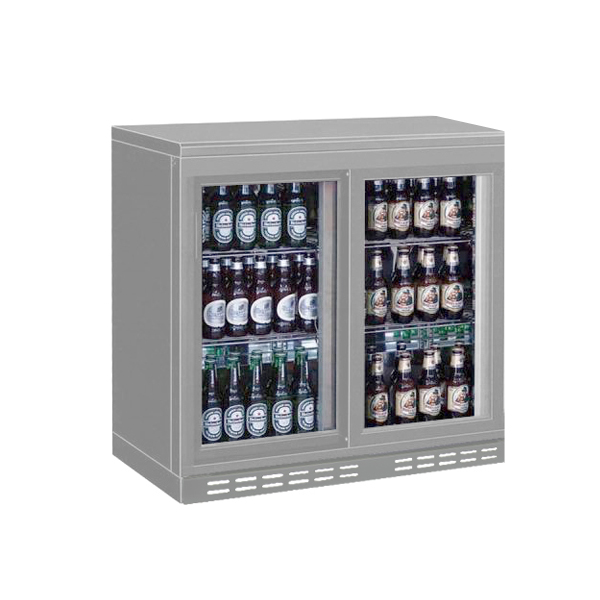 Vitrine frigorifice bar