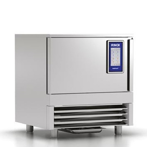 Blast chiller MultiFresh 4/5/8 tavi h65/40/20 GN1/1-600x400, agregat extern