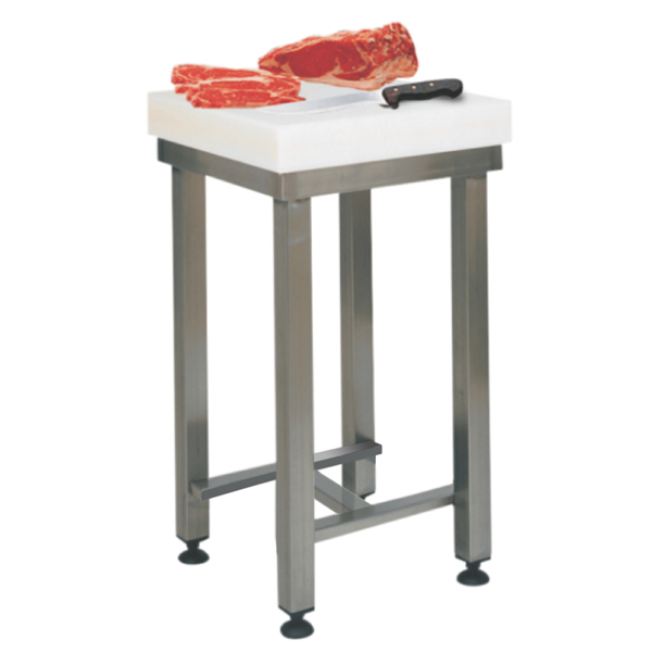 Butuc taiat carne 500x500 mm