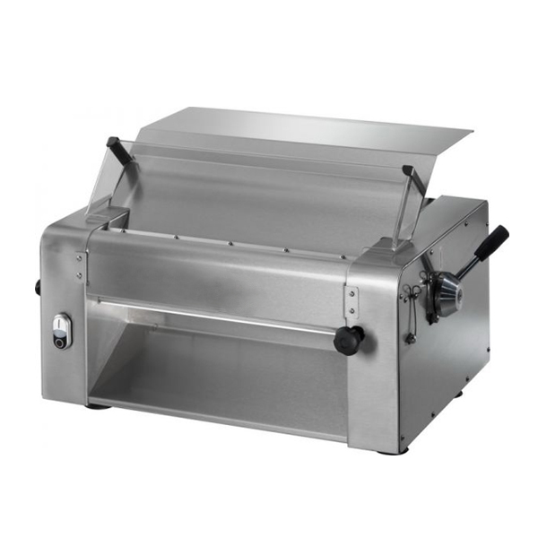 Formator blat pizza, role 420 mm