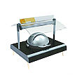 Modul expunere cald GN 1/1, chaffing dish rotund, electric
