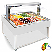 Modul servire tip bufet cald bain-marie 1494 mm, 8 GN 1/1, RAL special, linia Red