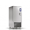 Blast chiller MultiFresh 13/18/27 tavi h65/40/20 GN2/1-600x400, agregat extern