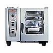 Cuptor Rational Combi Master Plus electric, 6 tavi GN 2/1