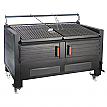 Gratar profesional barbeque pentru steak pe carbuni, 1455X820X930 mm